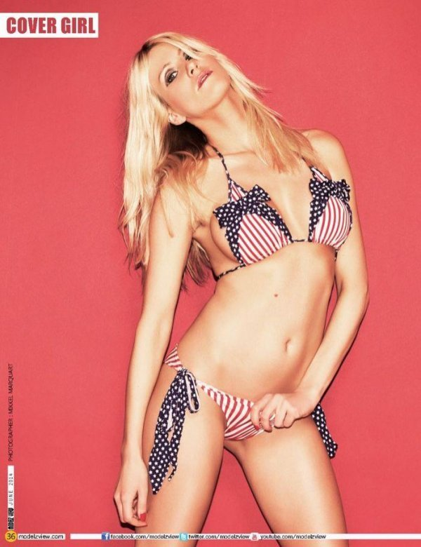 Barbara Zatler - Modelz View Issue 42.1 June 2014 USA