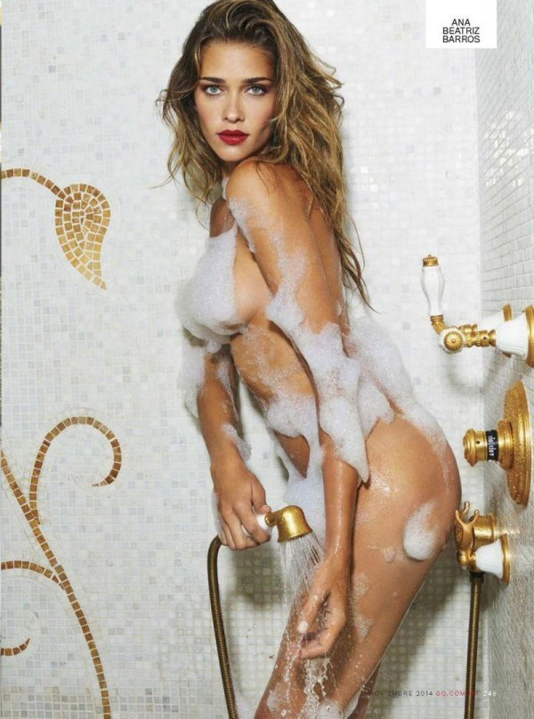 Ana Beatriz Barros - GQ Magazine November 2014 Mexico