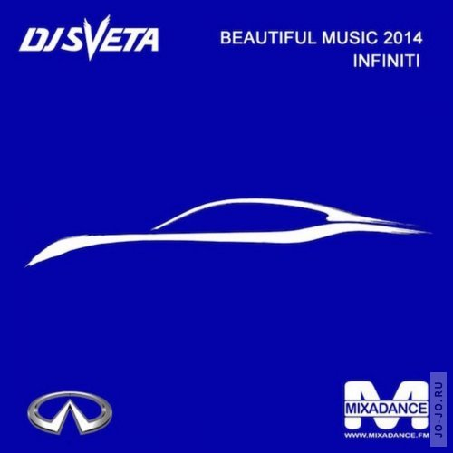 dj Sveta - Beautiful Music 2014 (Infiniti)