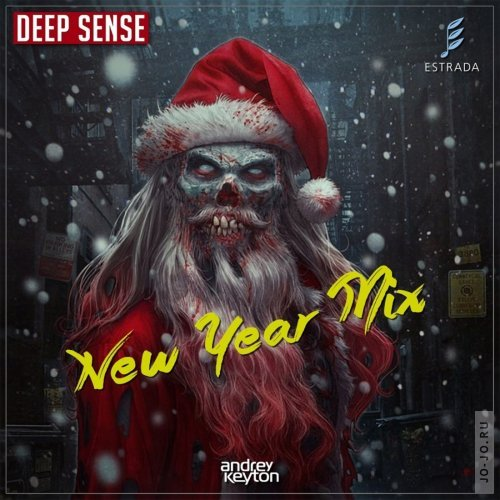 Andrey Keyton - DeepSense (New Year Mix 2014)