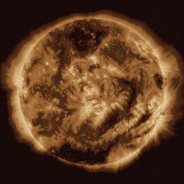 Подборка фото солнца с неизвестными объектами