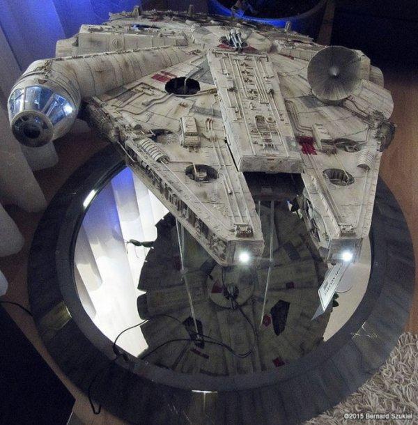 Как сделать из звездные войны корабль