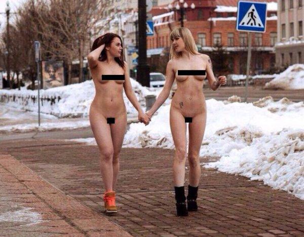 Порно фото в городе владивостоке