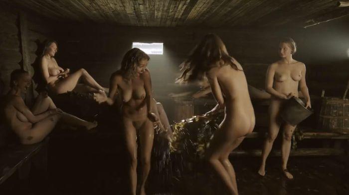 Mary rauhe nude