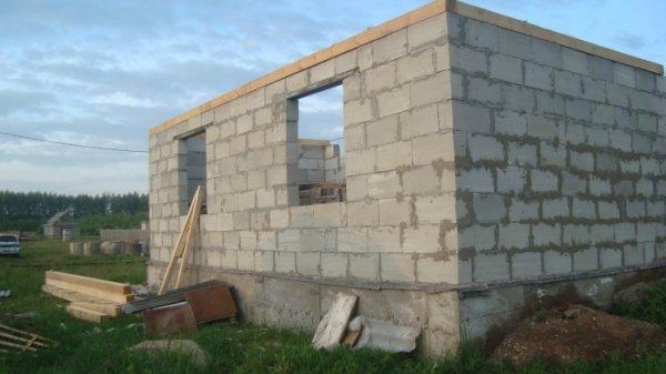 """Как построить частный дом, имея строго ограниченный бюджет """" Jo-jo * Твоё место под солнцем"""