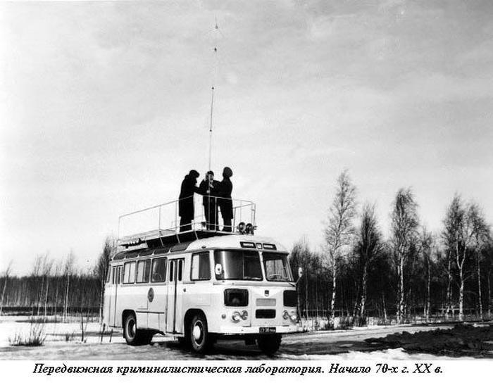 Уголовный розыск Ленинграда в 20 – 70-е годы XX века
