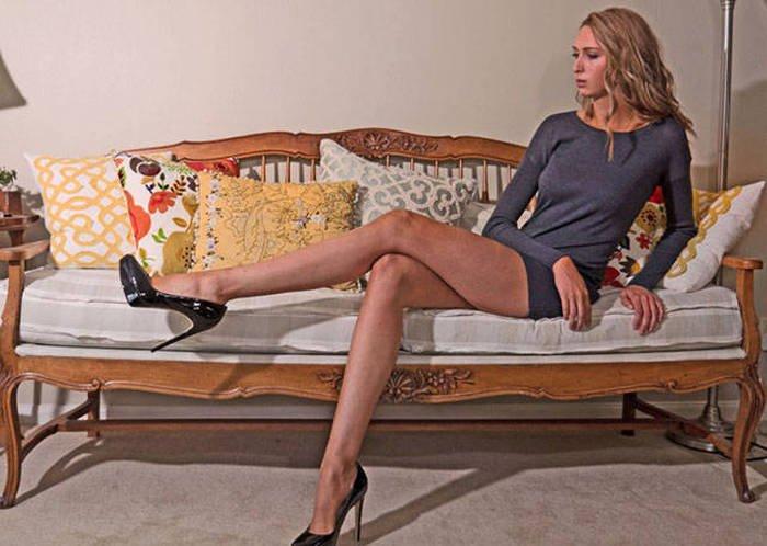 фото про длинные ноги женщин