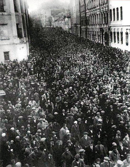 Жизнь в СССР в 20 - 30-х годах прошлого века
