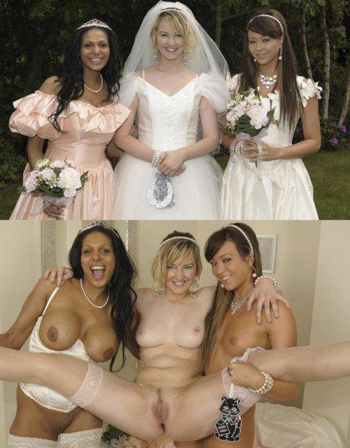 Смотреть все видеоролики лесбиянки совращают невест на свадьбах