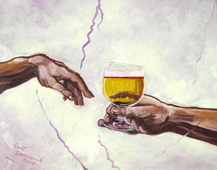 В любой непонятной ситуации добавляй кружку пива!