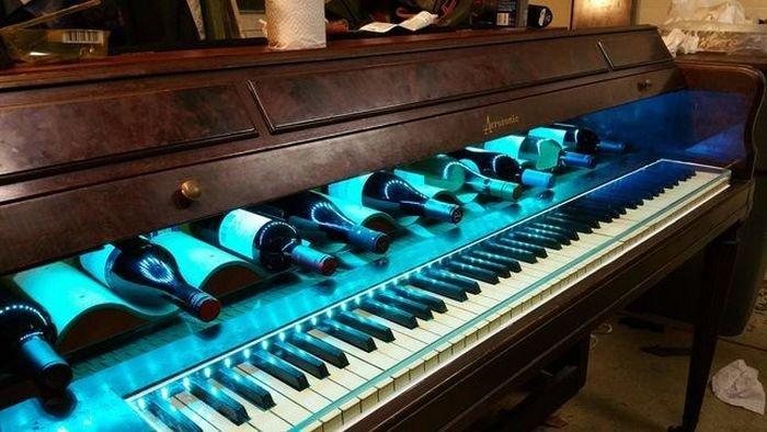 Пианино в домашних условиях