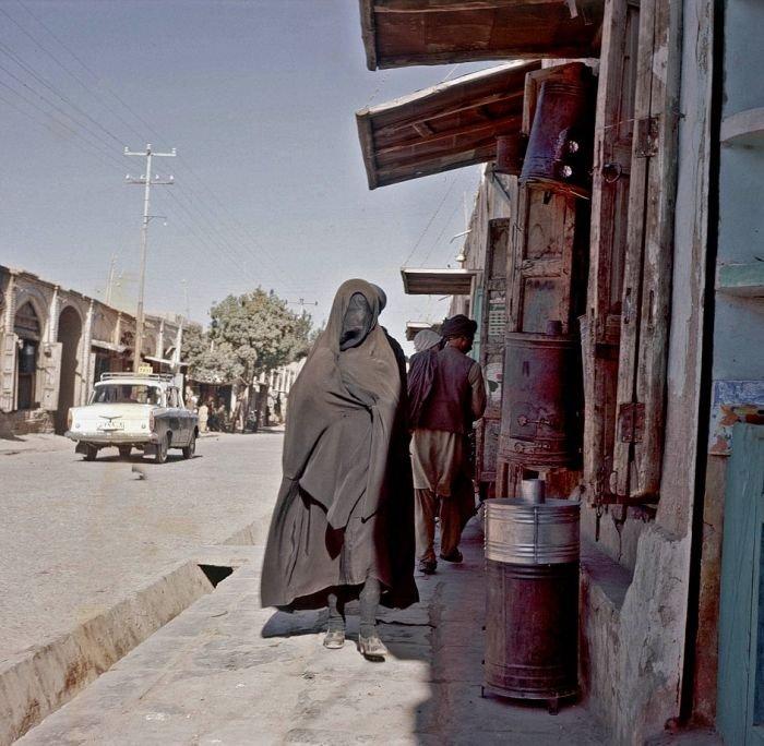 афганистан фото туристов знакомы тем, как
