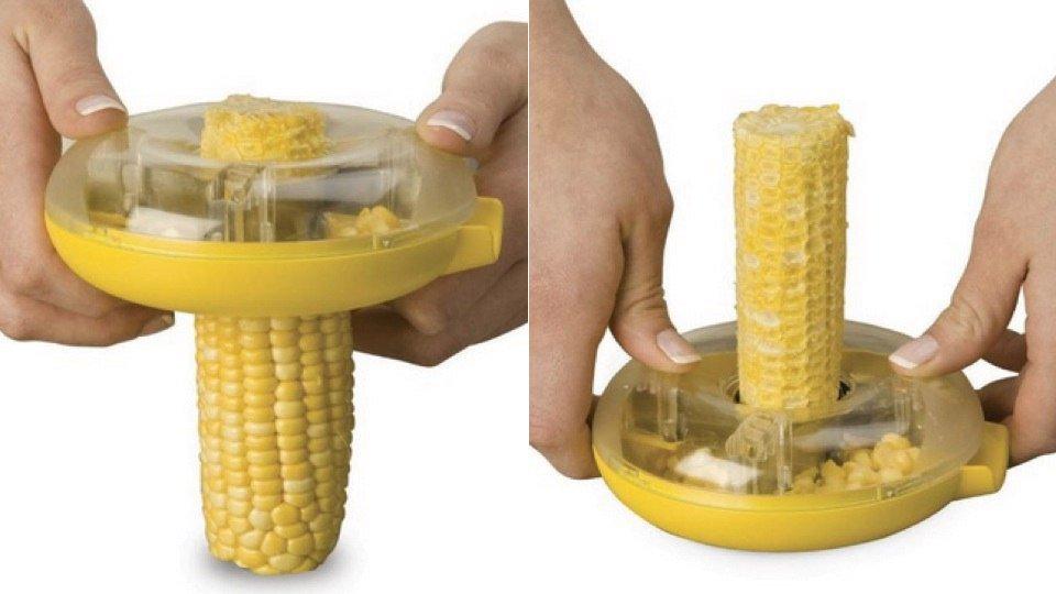 Секс с кукурузой