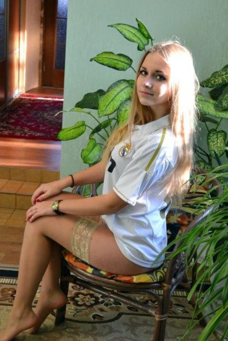 Частное фото русских студенток