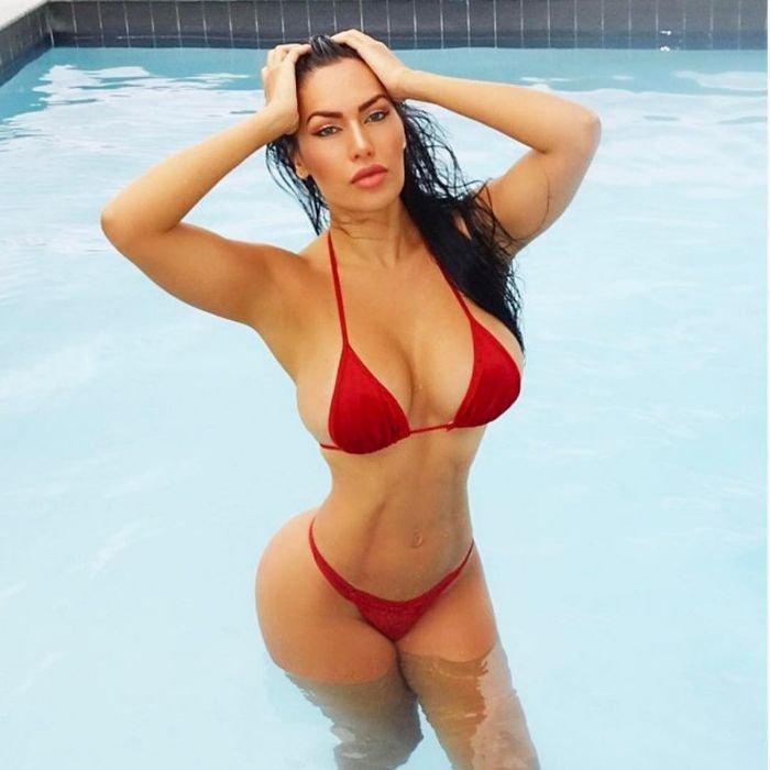 Фото девушки в купальниках сексуальные 5686 фотография