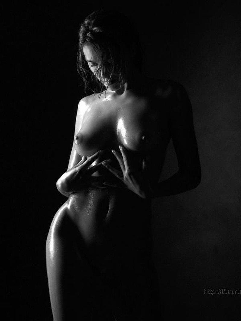 Порно красивое тело черной