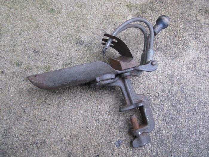 Что это за инструмент? (4 фото)