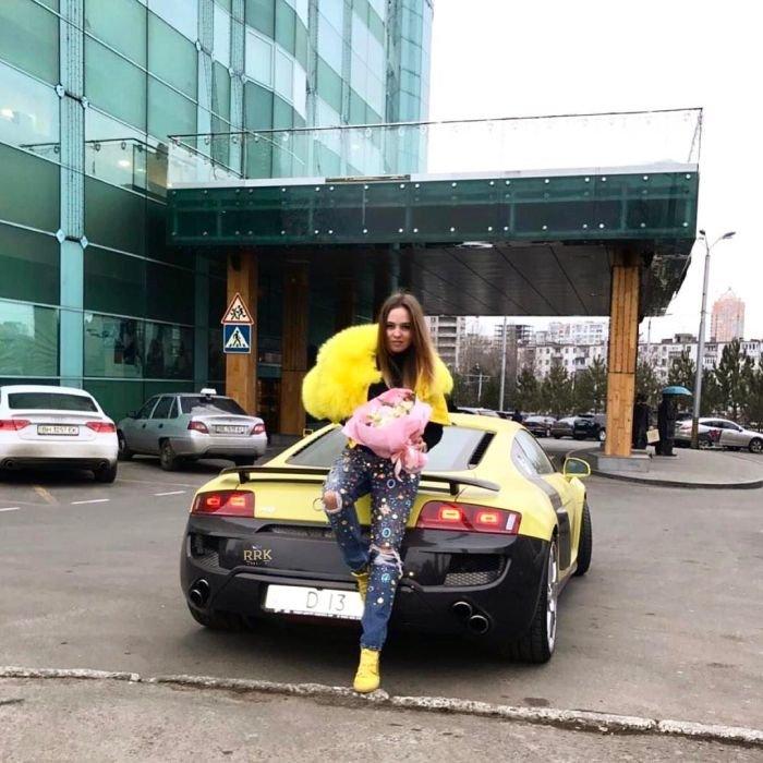 Жизнь богатых русских детей (33 фото)