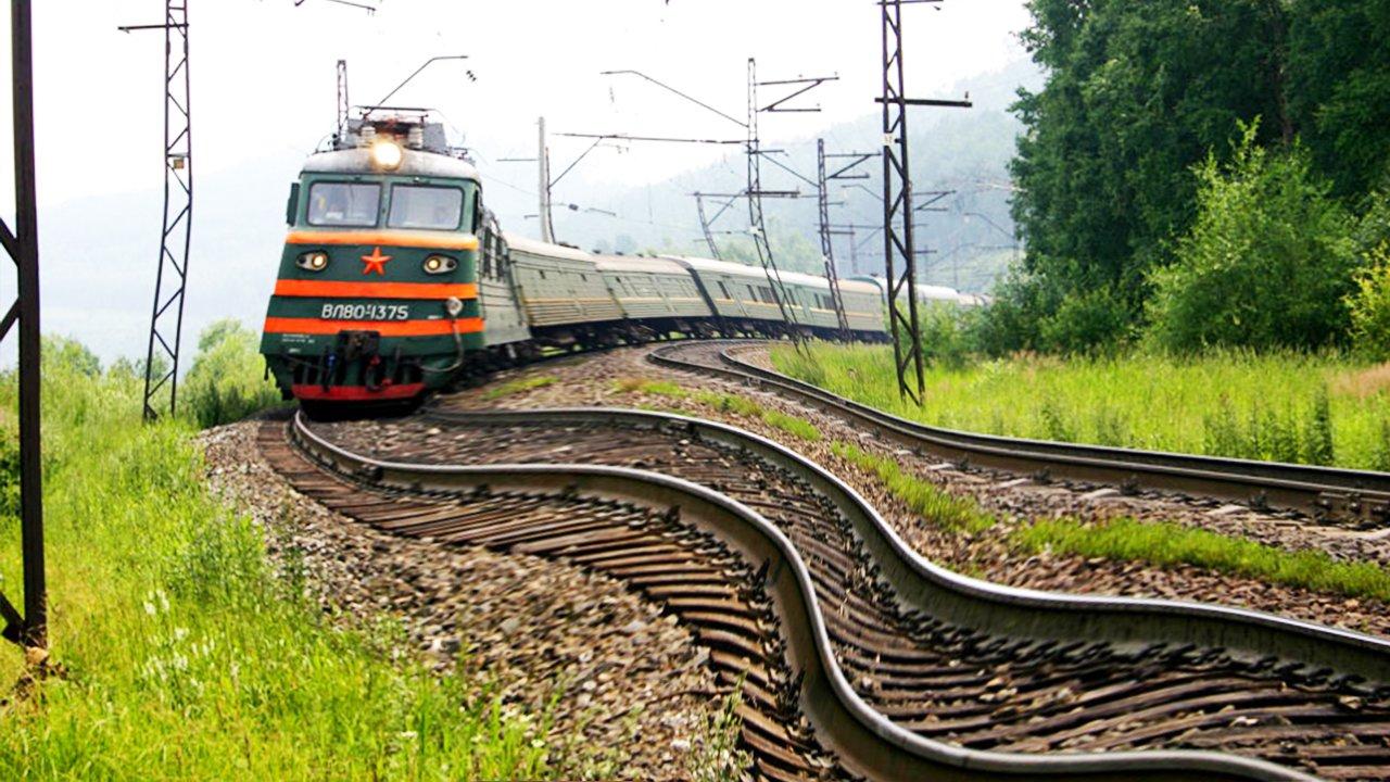 Современное строительство железных дорог
