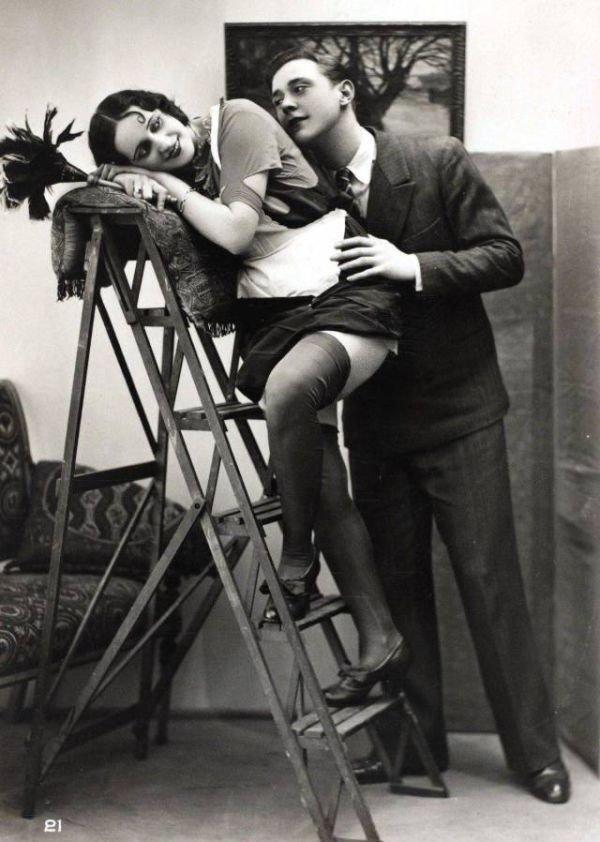 Эротика 20-х годов XX века (11 фото)