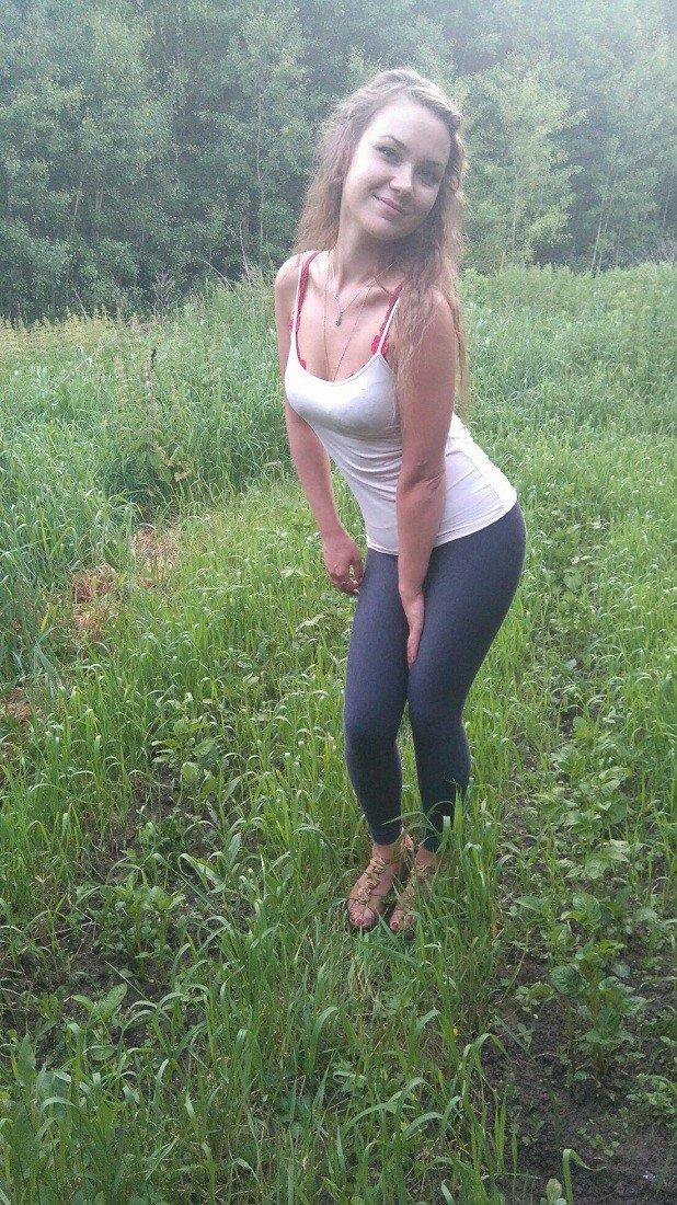 русские телки любительское фото
