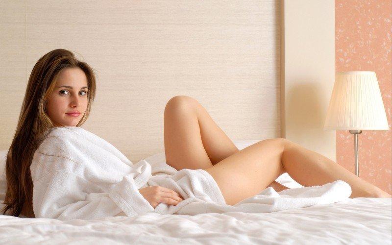 Сексуальные в чулках! (34 фото)