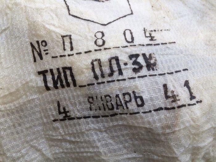 В Ленинградской области поисковики обнаружили упавший советский истребитель Миг-3 (13 фото)