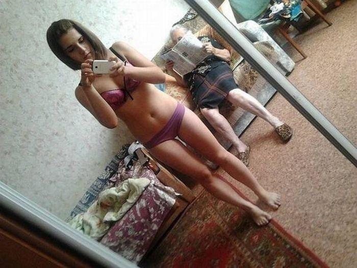 Женские фейлы (28 фото)