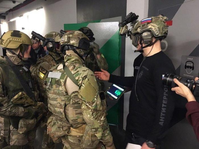 Современный облик подразделений спецназа России (40 фото)