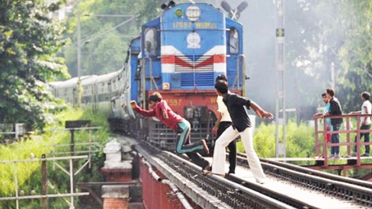 Занимательная подборка разнообразных поездов и локомотивов