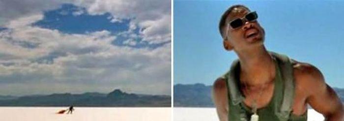 Киноляпы в известных фильмах (10 фото)