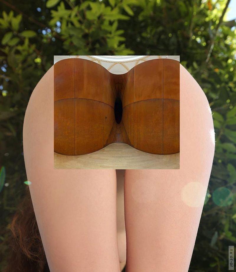 На пересечении миров порно и современной архитектуры