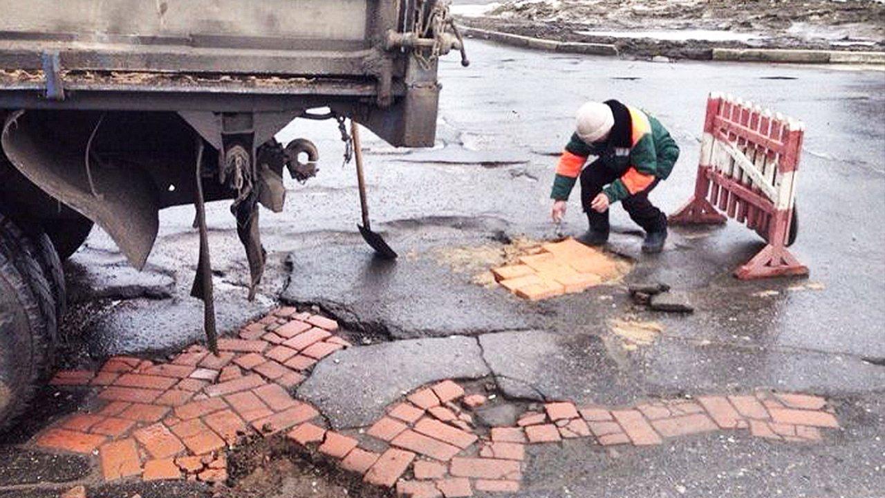 Современная укладка асфальта и ремонт дорог: Восток - Запад