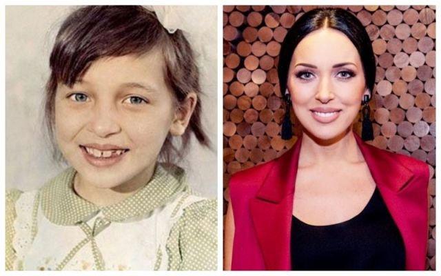 Российские знаменитости в детстве (15 фото)