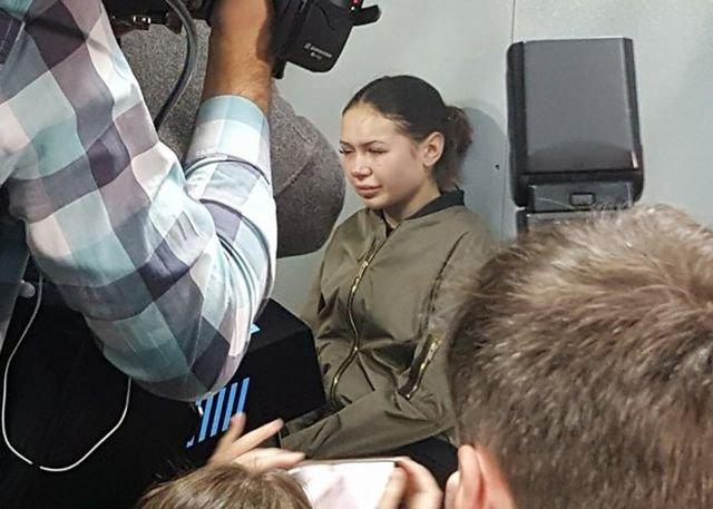 Суд избрал меру пресечения для Алены Зайцевой - виновницы ДТП в Харькове (9 фото)