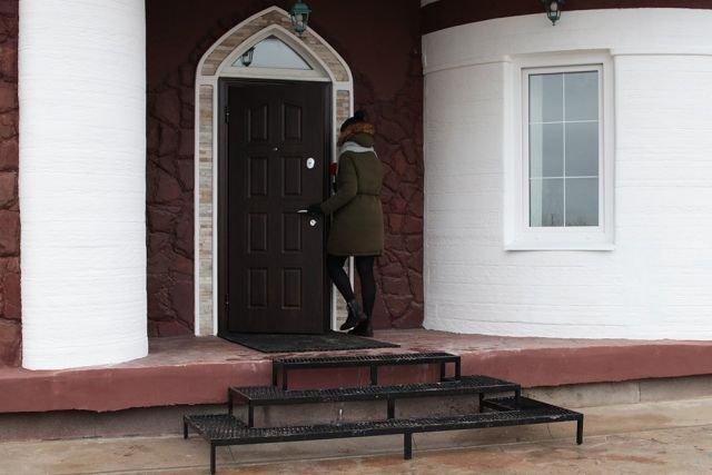 Первый в Европе жилой 3D-дом появился в Ярославле (10 фото)