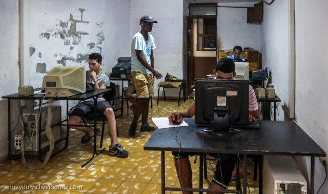 Общепит на Кубе (31 фото)