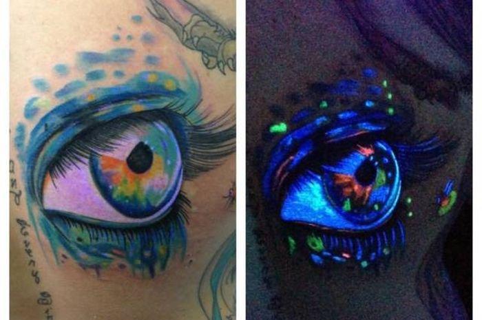 Татуировки, как произведения искусства (21 фото)