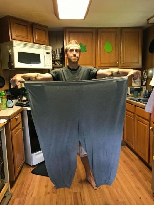 Американец похудел на 160 кг, чтобы не умереть (10 фото)