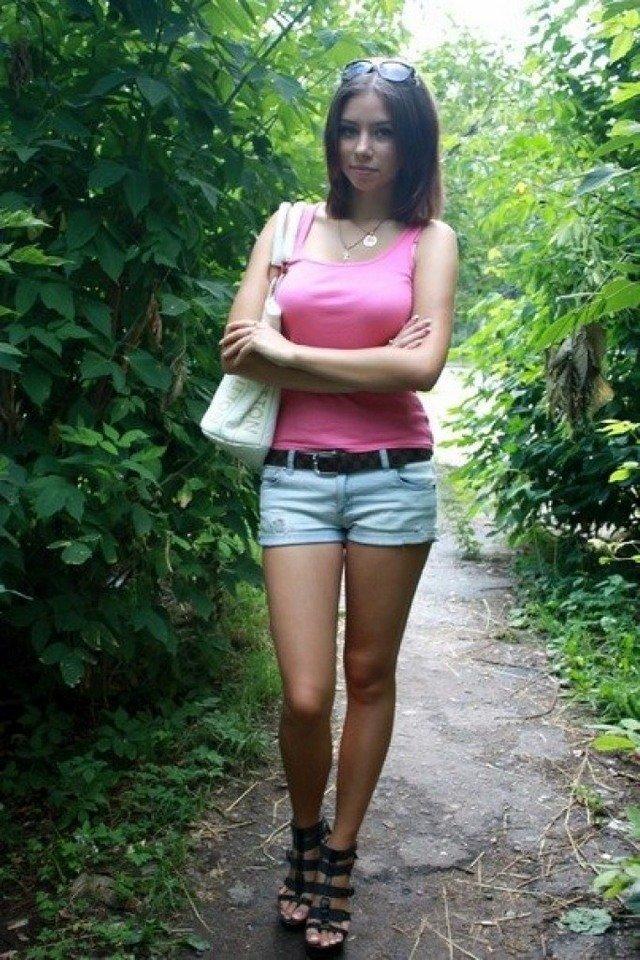 Любительские фото на мобильный женщин
