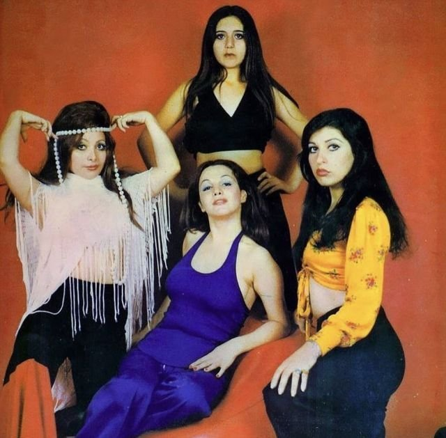 Иран в 70-е годы XX века (23 фото)