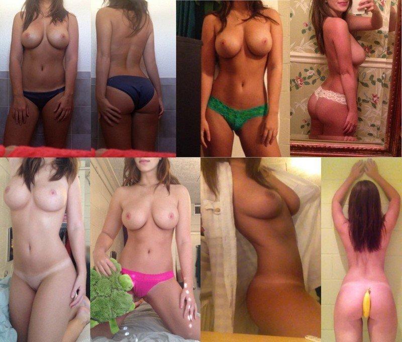 Любительские фото девушек (34 фото)