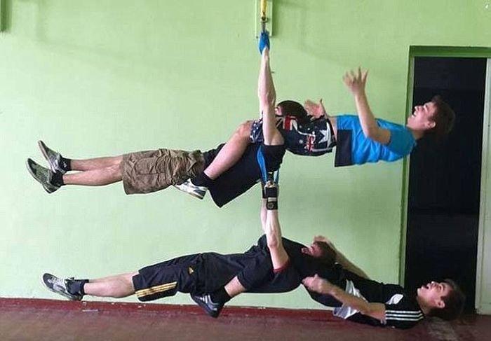 Люди демонстрируют нам свои необычные способности (23 фото)