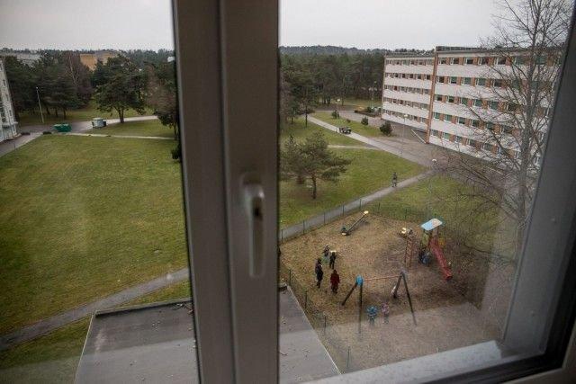 Взгляните на то, что сделали эстонцы с обычной пятиэтажкой (17 фото)