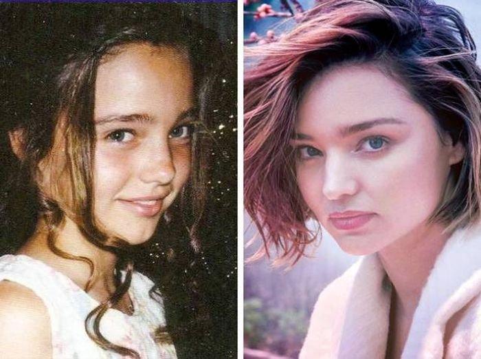 Детские фото знаменитых женщин (24 фото)