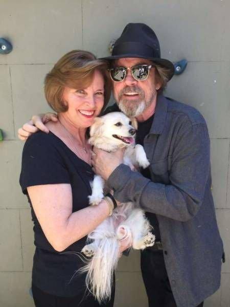 Трогательная фотоистория 40-летней любви Марка Хэмилла и Марилы Йорк (13 фото)