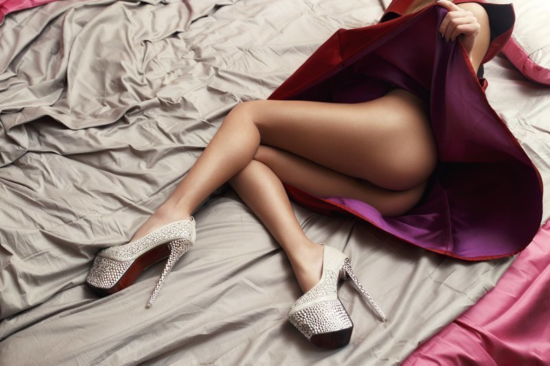 Супер голые женские ножки могли