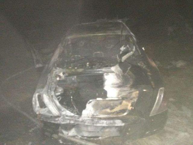 Как в Беларуси разоблачили инсценированную аварию Maserati Quattroporte (5 фото)