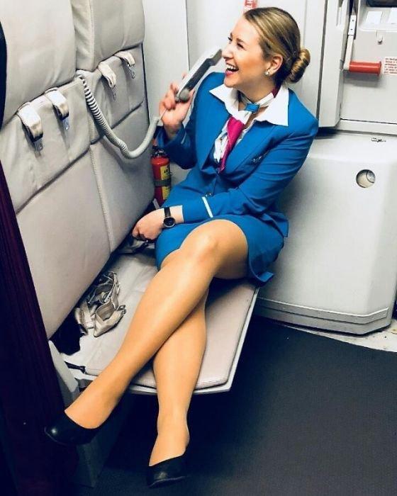 фото гарячі стюардеси 2