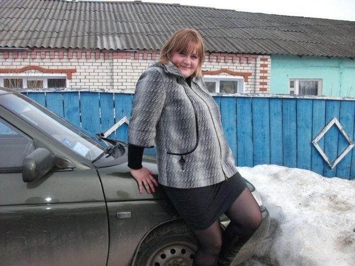 Провинциалкам хочется немного гламура (37 фото)